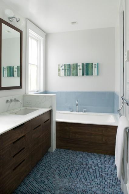 Дизайн ванной комнаты-1