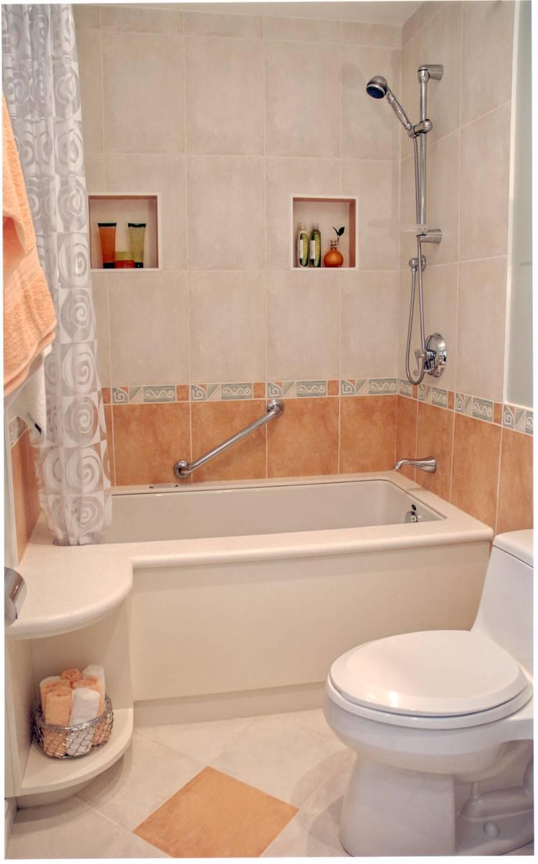 Маленькая ванная комната своими руками фото