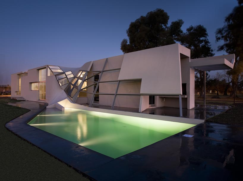 Красивые и необычные дома-0